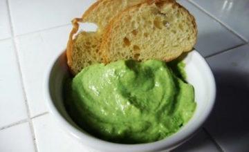 Salsa maionese verde