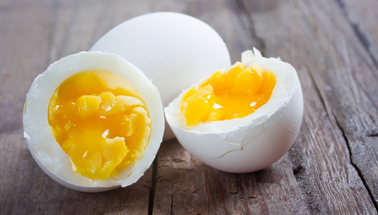 Uovo barzotto