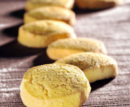 Biscotti all'arancia senza uova