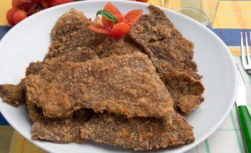 Bistecca impanata