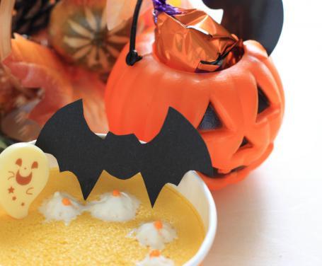 Budino di Halloween