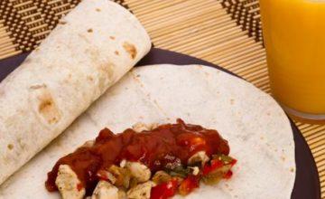 Burrito Santa Fé