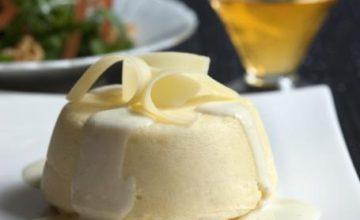 Flan al formaggio
