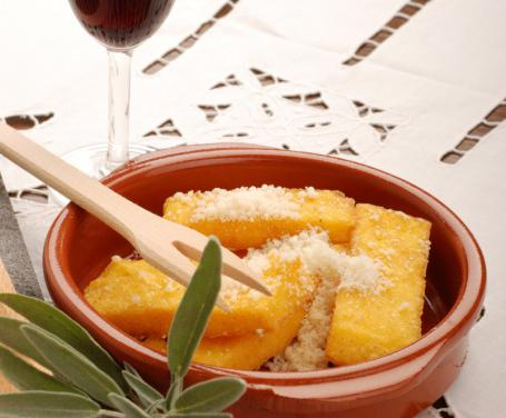 Friciulin di polenta