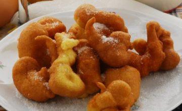 Frittelle di San Giuseppe