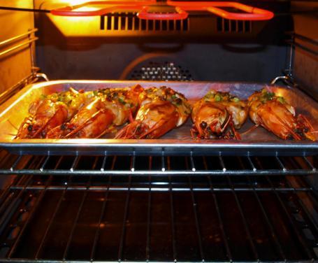 Gamberoni al forno