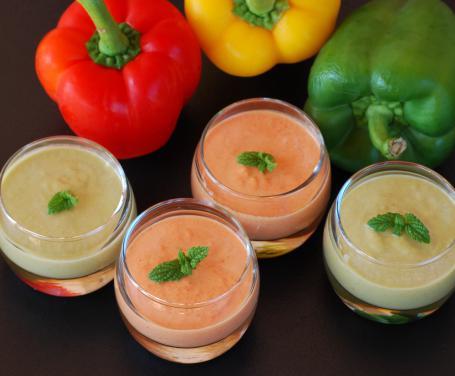 Gazpacho di peperoni