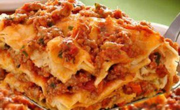 Lasagne carasau