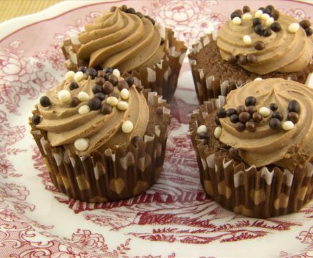 Muffin con Nutella e mascarpone