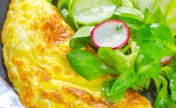Omelette alla francese
