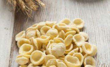 Orecchiette gorgonzola e pistacchi