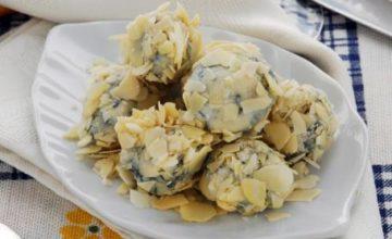 Palline al formaggio