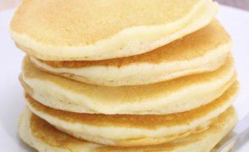 Pancake allo yogurt