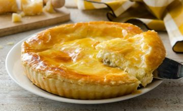 Torta salata al formaggio